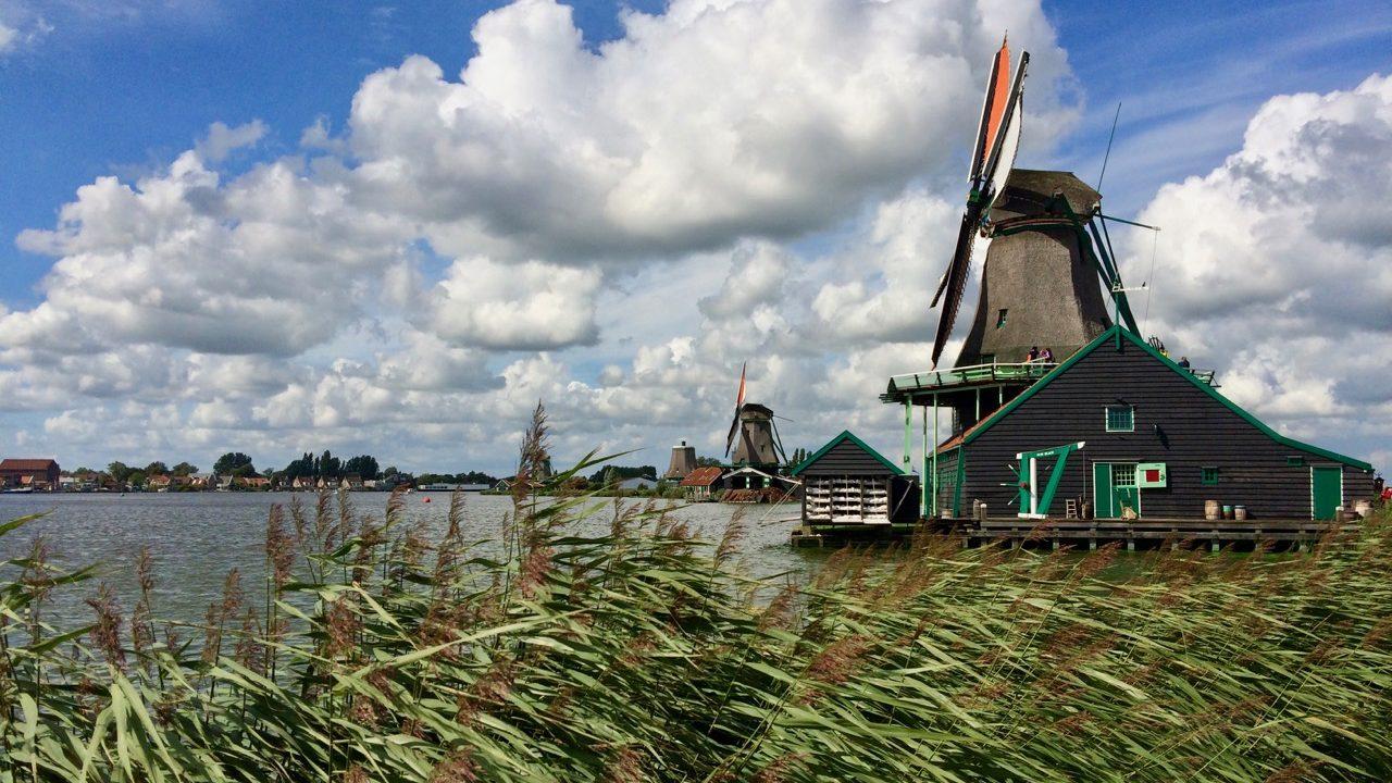 Découvrez les moulins à vent de Waterland Zaanse Schans